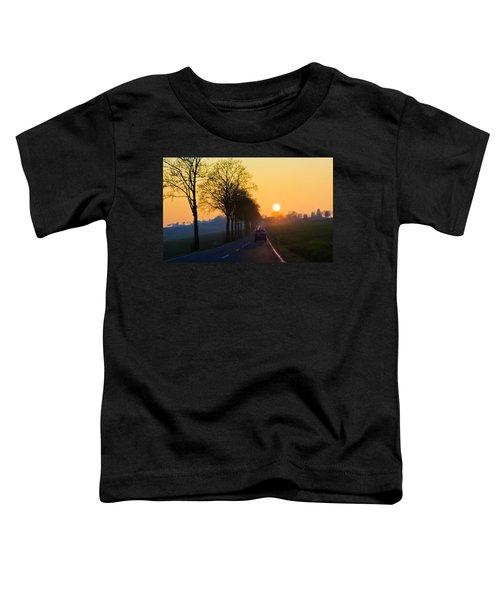 Catching The Sun Toddler T-Shirt