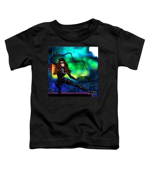 Catwoman Toddler T-Shirt