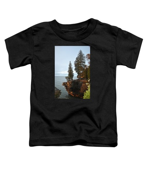 Cave Point Toddler T-Shirt