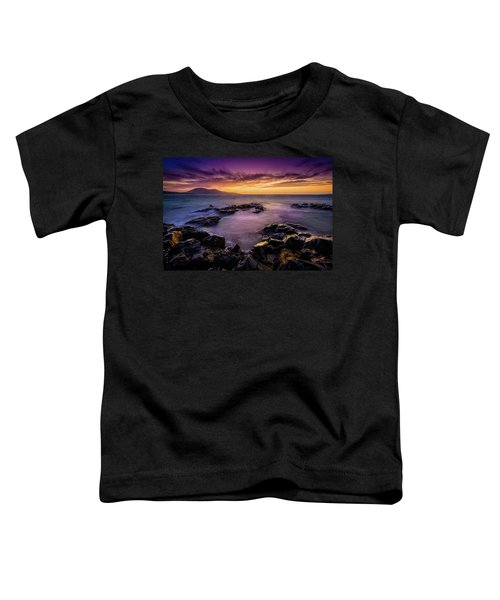 Ceapabhal And Traigh Mohr, Isle Of Harris Toddler T-Shirt