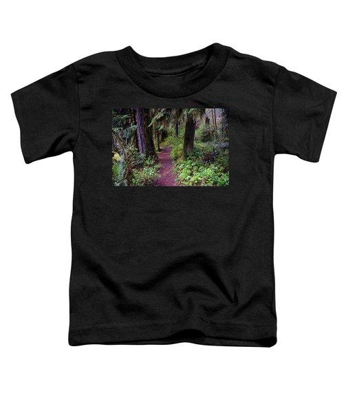 Cedar Creek Trail #3 Toddler T-Shirt