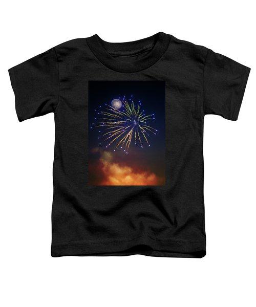 Celestial Celebration  Toddler T-Shirt