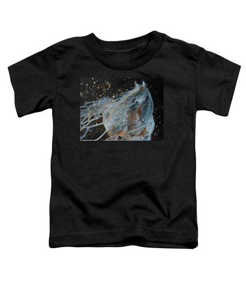 Celestial Stallion  Toddler T-Shirt