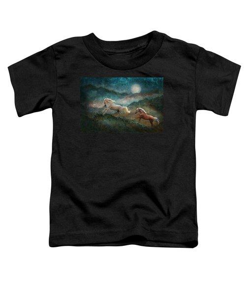 Celestial Stallions Toddler T-Shirt