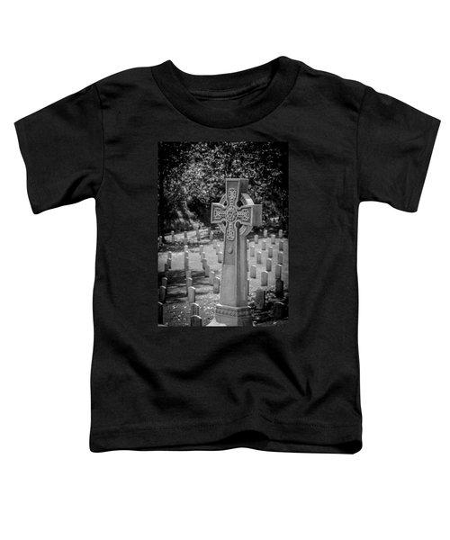 Celtic Grave Toddler T-Shirt