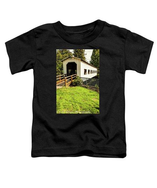 Centennial Bridge Toddler T-Shirt
