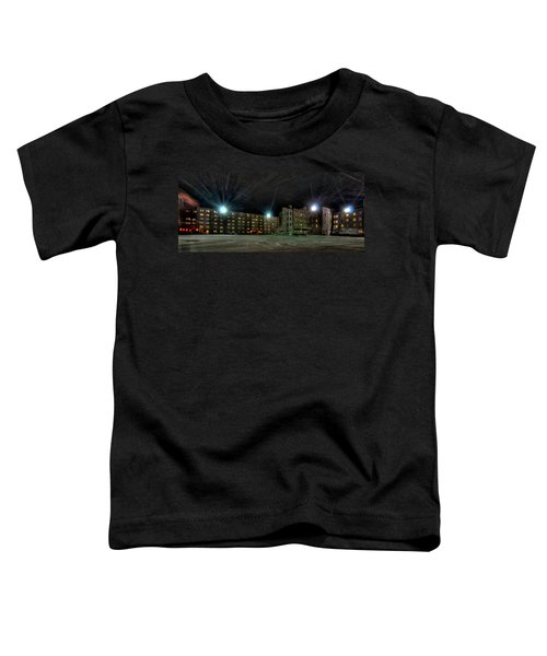 Central Area At Night Toddler T-Shirt