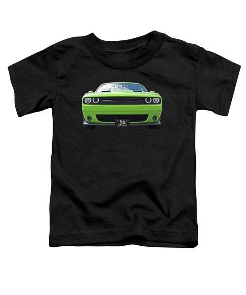 Challenger Scat Pack Toddler T-Shirt