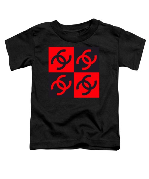 Chanel Design-3 Toddler T-Shirt