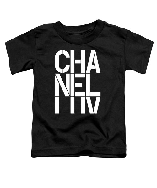 Chanel Luv-2 Toddler T-Shirt