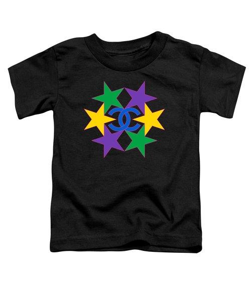 Chanel Stars-16 Toddler T-Shirt