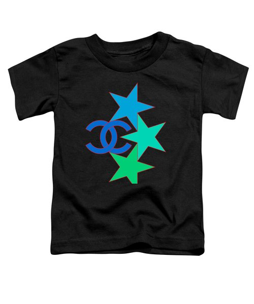 Chanel Stars-3 Toddler T-Shirt