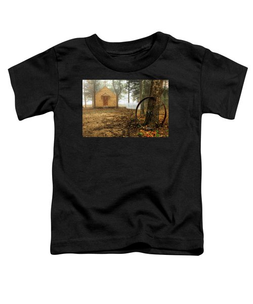 Chapel In The Woods 1 Toddler T-Shirt