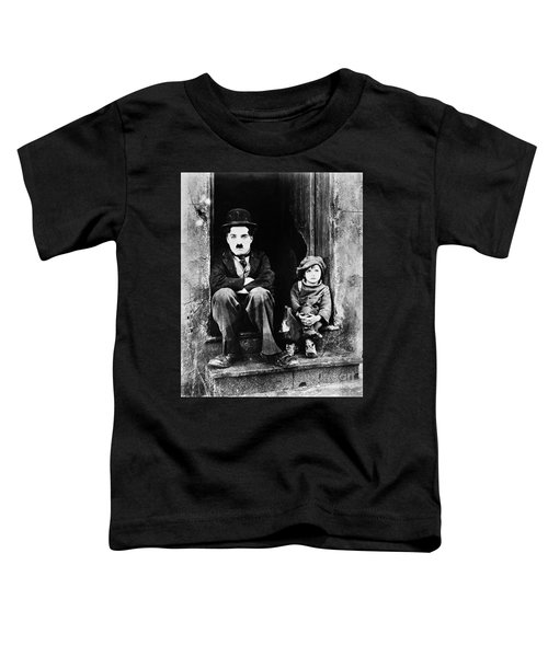 Chaplin: The Kid, 1921 Toddler T-Shirt