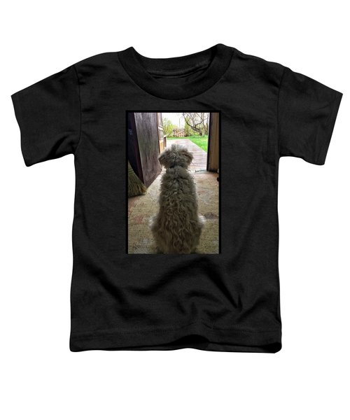 Charlie Dog Toddler T-Shirt