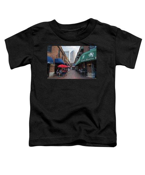 Charlotte, North Carolina Toddler T-Shirt