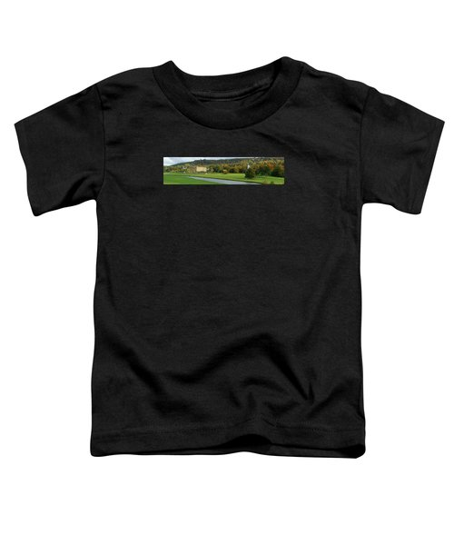 Chatsworth Panorama Toddler T-Shirt