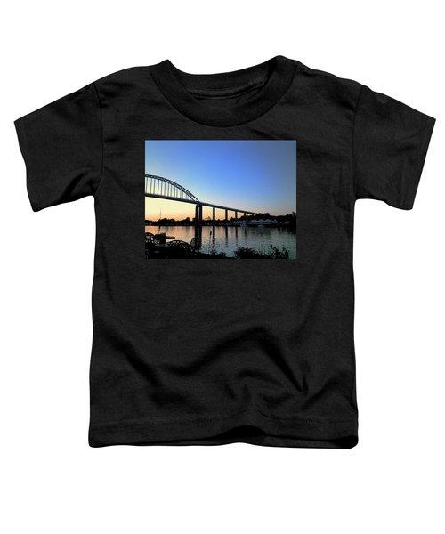Chesapeake City Toddler T-Shirt