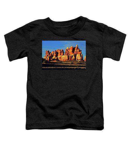 Chesler Park Sandstone Towers Toddler T-Shirt