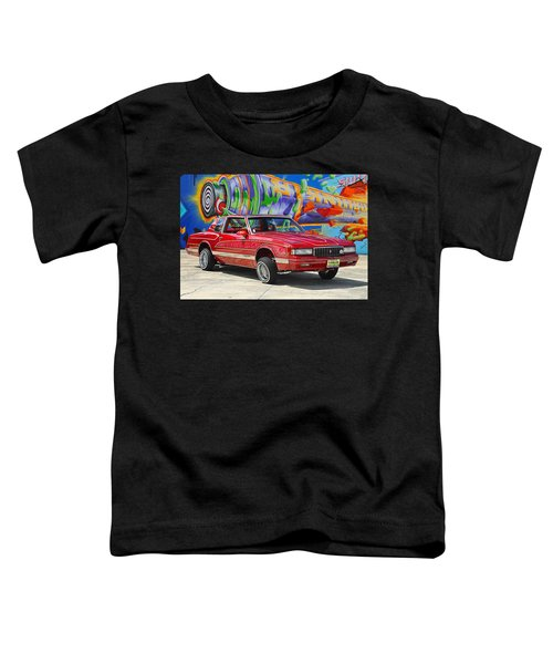 Chevrolet Monte Carlo Toddler T-Shirt