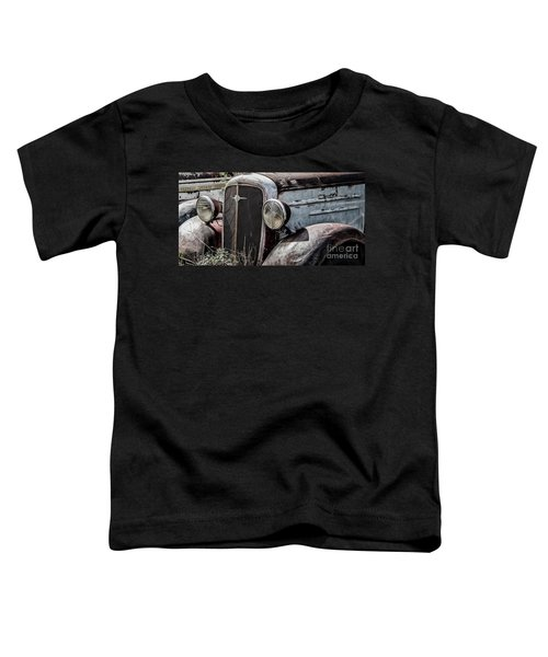 Chevy Grill IIi Toddler T-Shirt