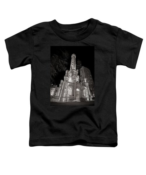 Chicago Water Tower Toddler T-Shirt