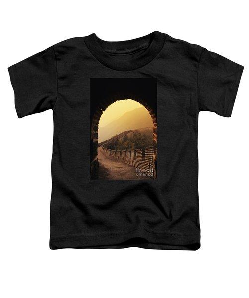 China, Mu Tian Yu Toddler T-Shirt