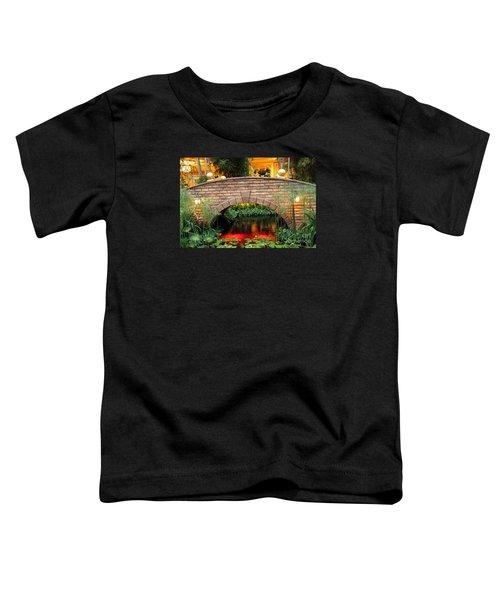Chinese Bridge Toddler T-Shirt