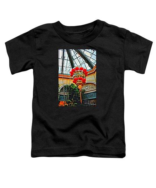 Chinese Lantern Toddler T-Shirt