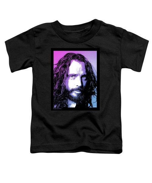 Chris Cornell Tribute Toddler T-Shirt