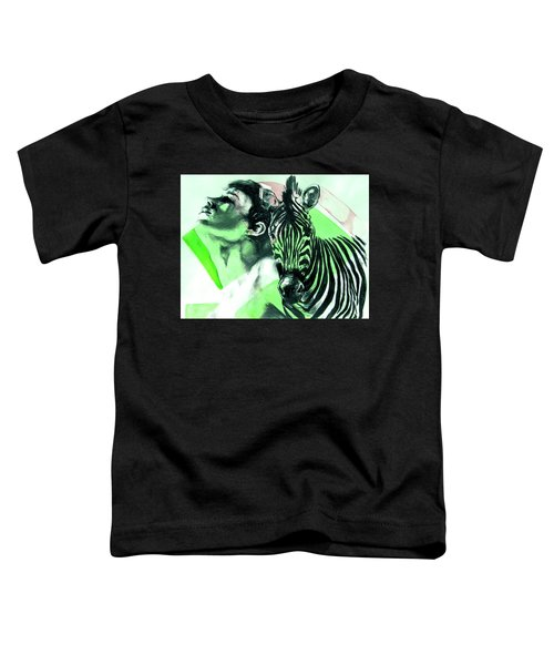 Chronickles Of Zebra Boy   Toddler T-Shirt
