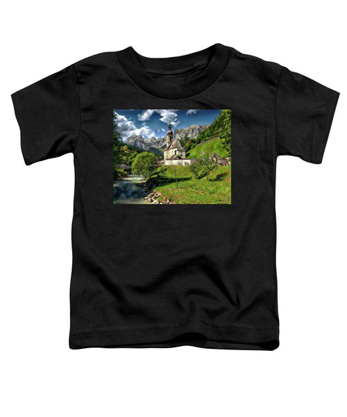 Church Of St. Sebastian Toddler T-Shirt