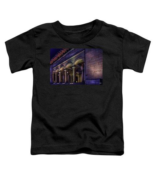 City Hall At Night Toddler T-Shirt