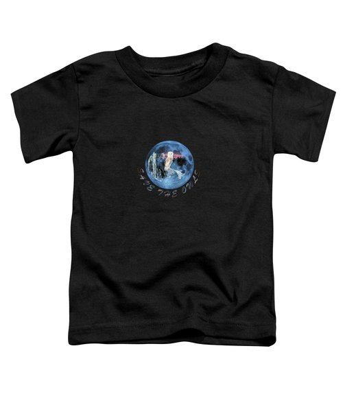 City Lights Toddler T-Shirt by Valerie Anne Kelly