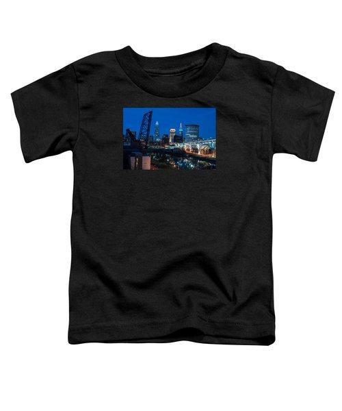City Of Bridges Toddler T-Shirt