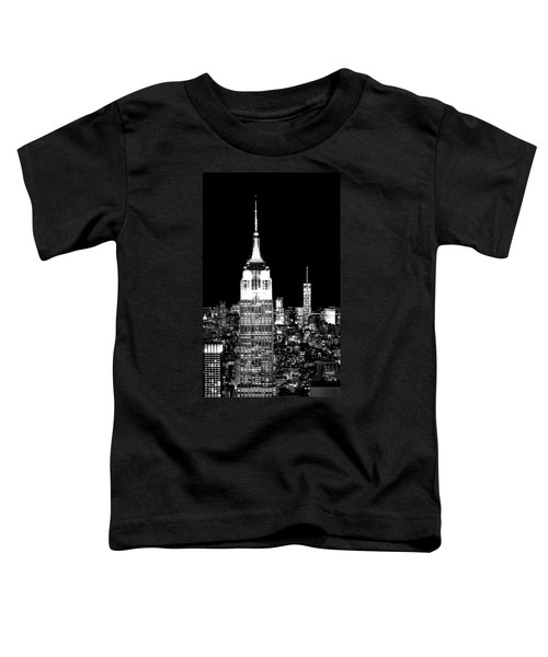 City Of The Night Toddler T-Shirt