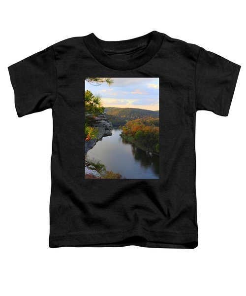 City Rock Bluff Toddler T-Shirt