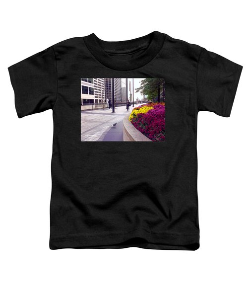 Civilization And Birds Toddler T-Shirt