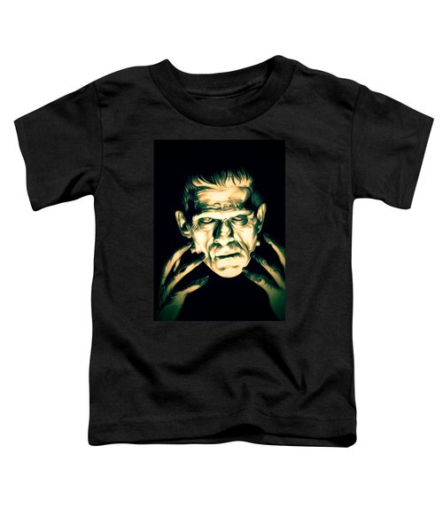 Classic Frankenstein Toddler T-Shirt