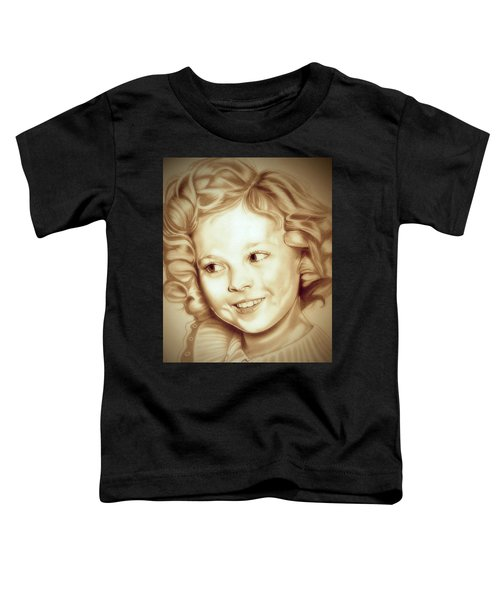 Classic Shirley Temple Toddler T-Shirt
