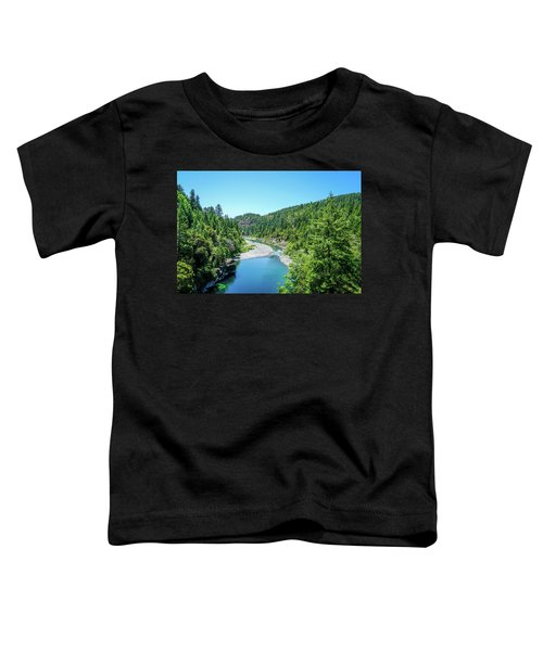 Clear Waters Toddler T-Shirt