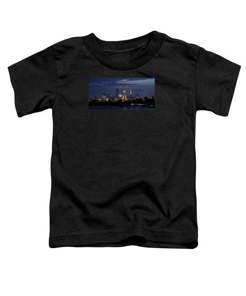 Cleveland Starbursts Toddler T-Shirt