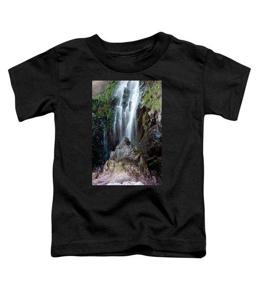 Clovelly Waterfall Toddler T-Shirt