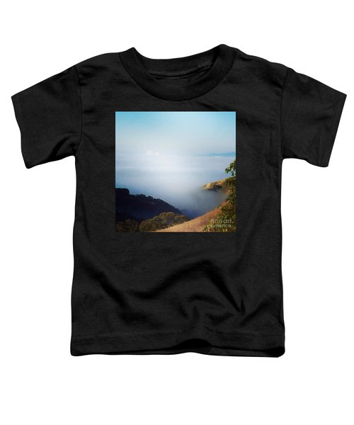 Coastal Fog Toddler T-Shirt