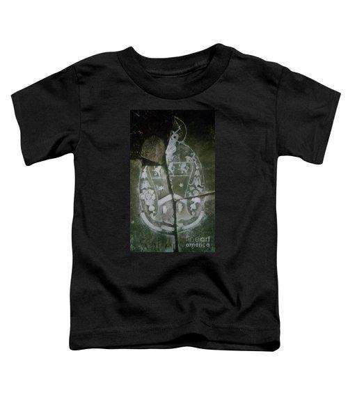 Coat Of Arms Toddler T-Shirt