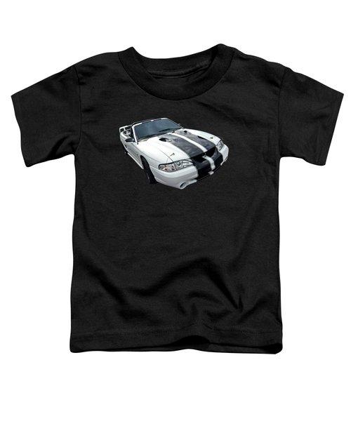 Cobra Mustang Convertible Toddler T-Shirt