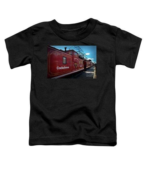 Cockaboose Row Toddler T-Shirt