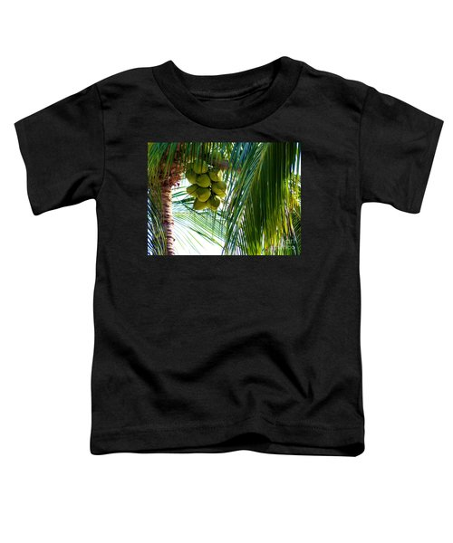 Coconuts Toddler T-Shirt