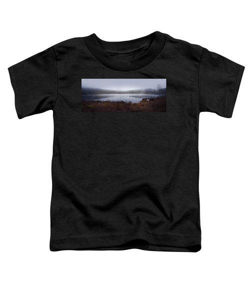 Cold And Misty Morning... Toddler T-Shirt