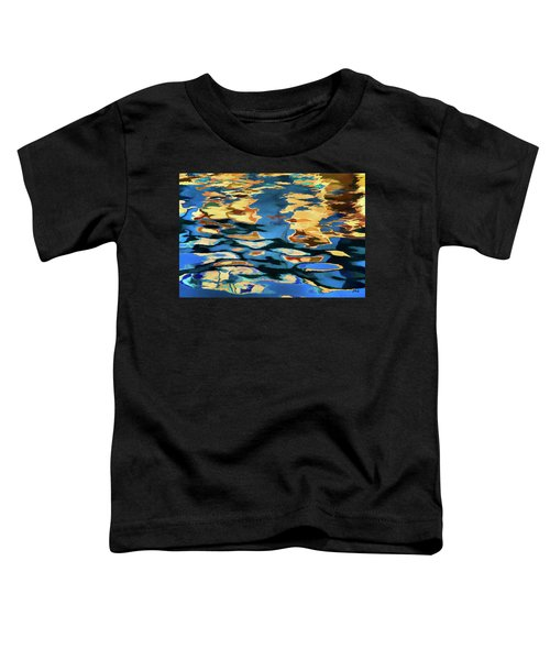 Color Abstraction Lxix Toddler T-Shirt